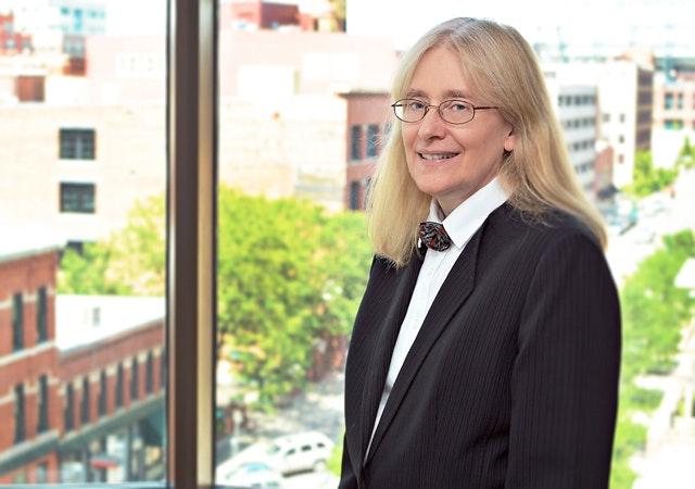 person image - Judith M. Matlock